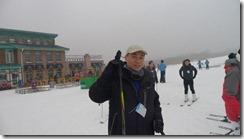 谢鹏,同事兼滑雪教练 :)